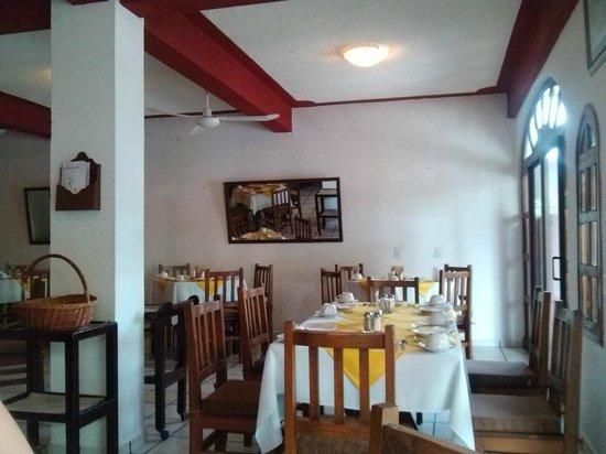 Kristal Rose: Restaurant íntimo y familiar, muy agradable! Excelente servicio y precios