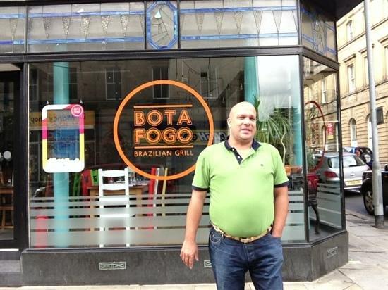 Botafogo Brazilian Grill: vista exterior