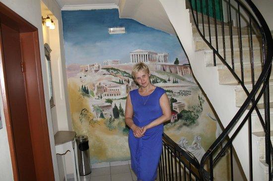 Hotel Pergamos: в гостинице