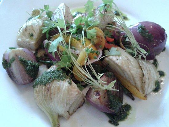 Riverview Restaurant: Potato Rosti