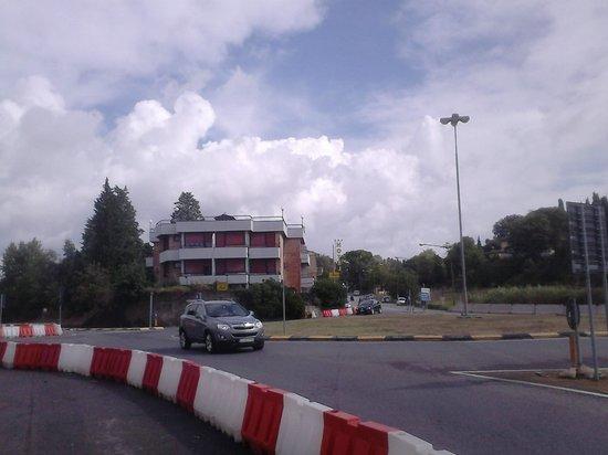 Hotel Anna Siena Nord: Hotel Siena Nord
