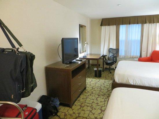 Hilton Garden Inn Auburn: Room.