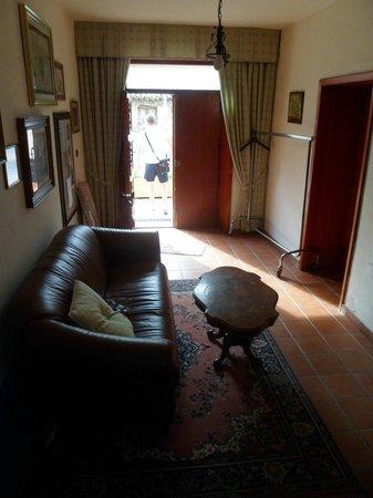 Hotel Annibale: INGRESSO HOTEL