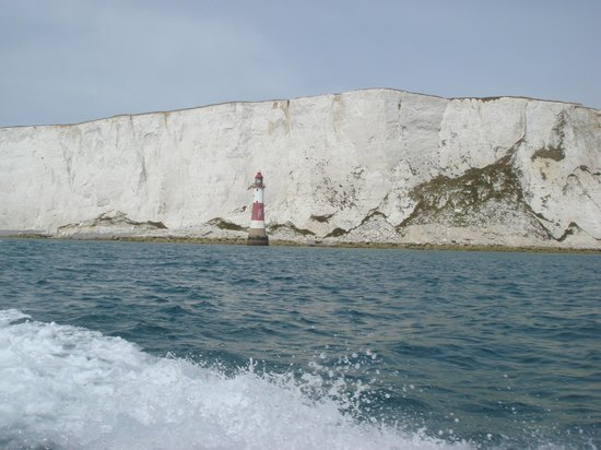 Sussex Voyages: Leaving Beachy Head