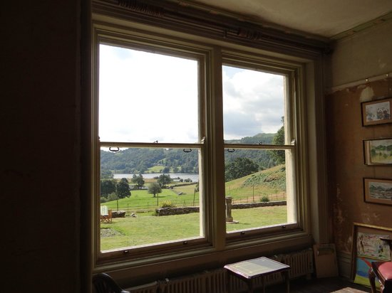 Grasmere, UK: View from a Window