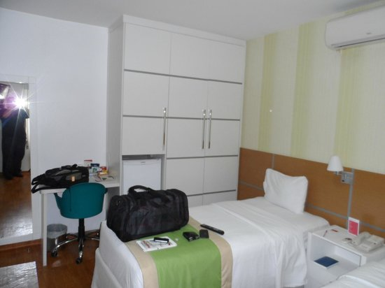 Capcana Hotel Sao Paulo Jardins: Quarto bom