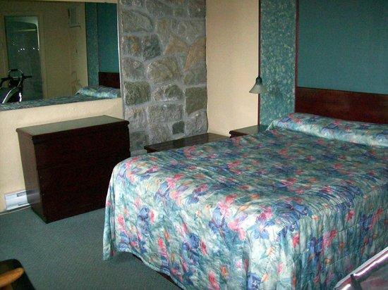 Motel Mon Repos: si ce n'était de l'air climatisé...