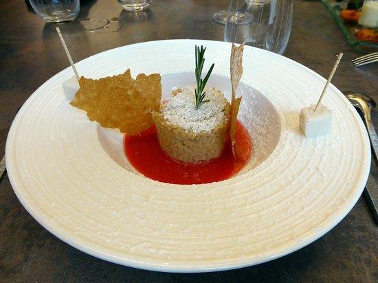 Restaurant Jean-Michel Couron: mon dessert