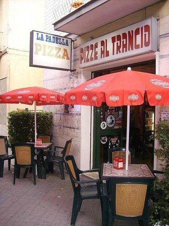 Pizzeria La Padella