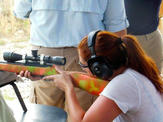 Jackson Hole Shooting Experience : Speed Shooting Test