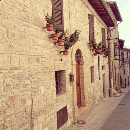 Bed & Breakfast San Marco: vasi simmetrici ad Assisi