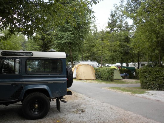 Camping Nord-Sam: Other camping plots