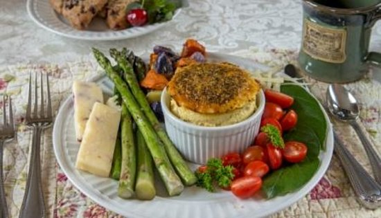 A G Thomson House Bed and Breakfast : Delicious food!