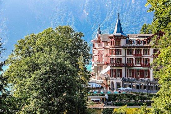 Grandhotel Giessbach: отель