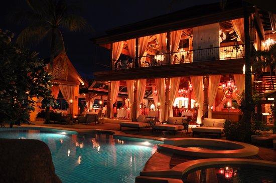 Zazen Boutique Resort & Spa: Pool & Restaurants
