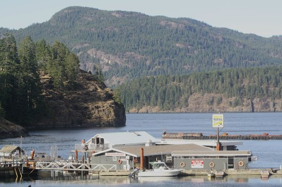 Brown's Bay Resort: De locatie
