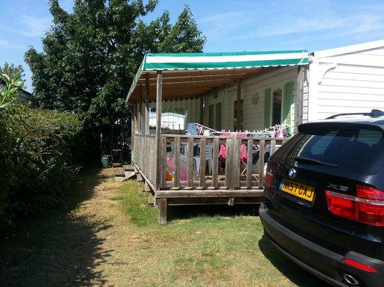 Siblu Villages - La Réserve : mobile home
