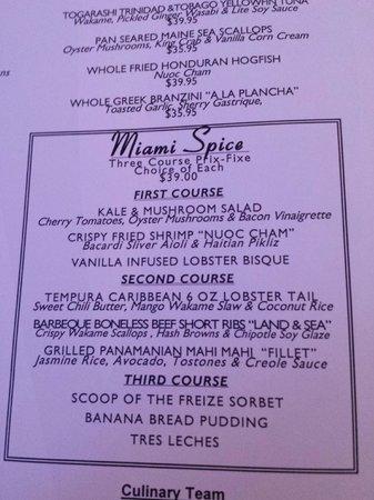 Lobster Bisque Description Menu | Lobster House