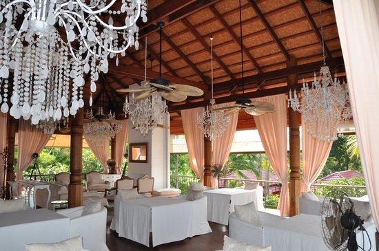 Zazen Boutique Resort & Spa: Le Salon de Ti (Restaurant)