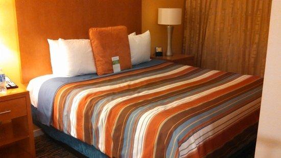 Hyatt House Salt Lake City/Sandy: Bed