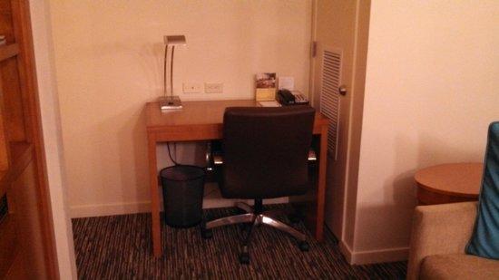 Hyatt House Salt Lake City/Sandy: Desk