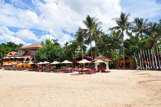 Zazen Boutique Resort & Spa: Beach