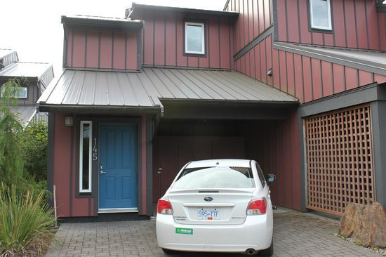 Sooke Harbour Resort and Marina : Condo 145