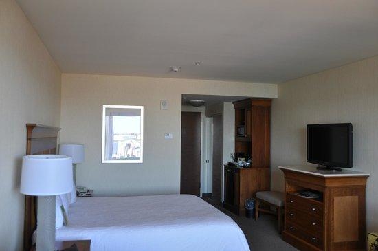 Hilton Garden Inn Portland Downtown Waterfront: Room view