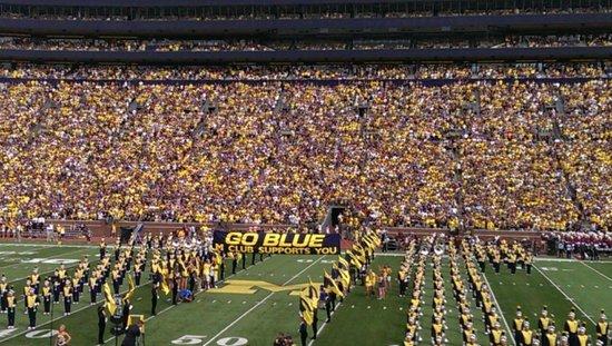 University of Michigan : Go Blue! 2013