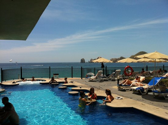 Hotel Riu Santa Fe: From the bar