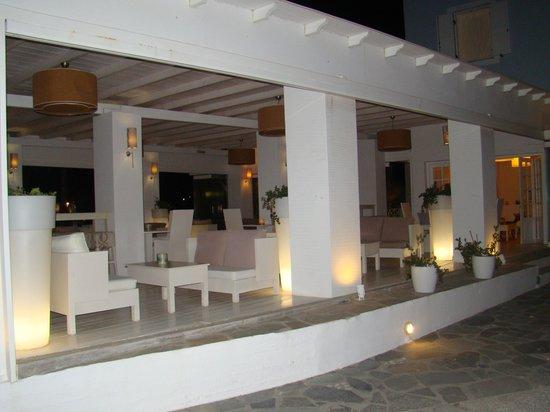 Hotel Benois: Το μπαρ