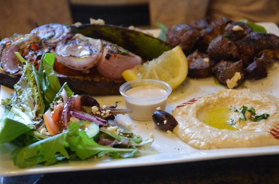 Meze House Mediterranean Grill: Main Course