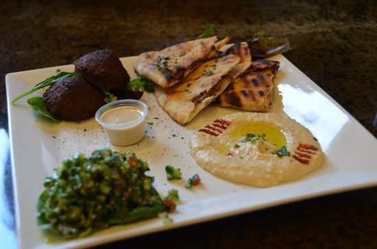 Meze House Mediterranean Grill: Absolute Delicious Appetizer