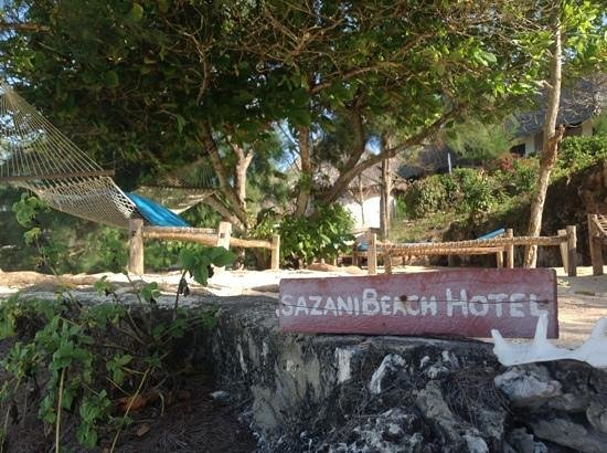 Sazani Beach Lodge: hotel sazani