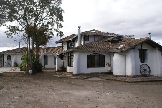 Sierra Alisos, hotel de campo: Hacienda