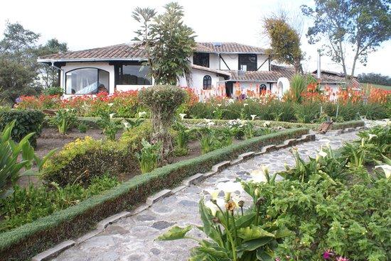 Sierra Alisos, hotel de campo