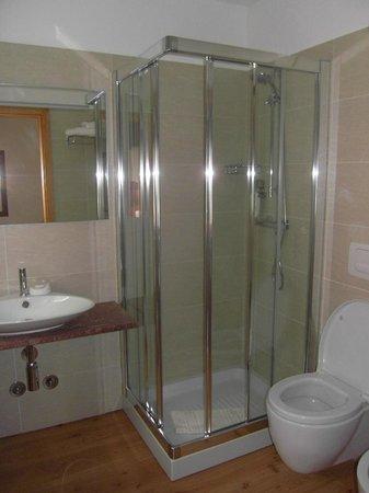 Hotel Crozzon: bagno