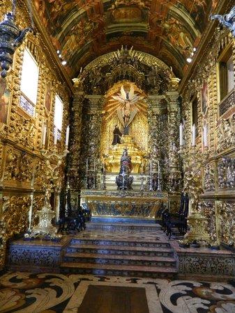 Sao Francisco da Penitencia Church : Choeur1