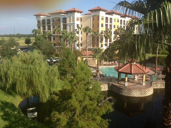 room with a view picture of floridays resort orlando. Black Bedroom Furniture Sets. Home Design Ideas