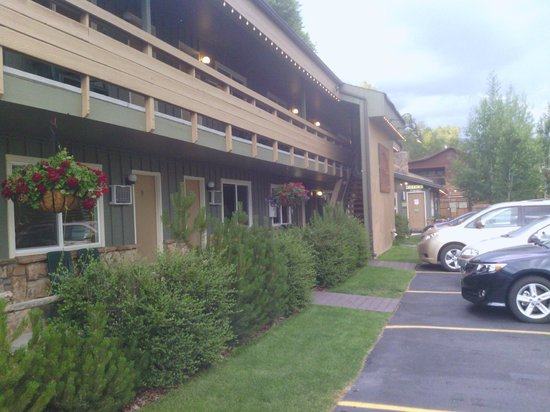 Pony Express Motel : View of Motel