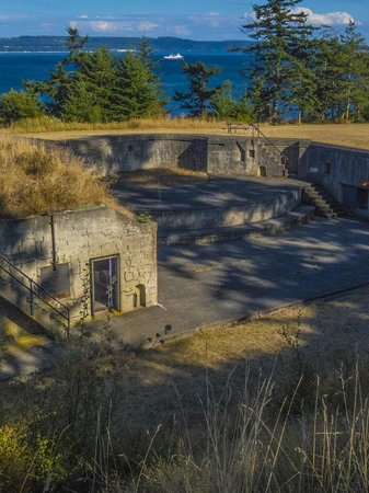 Fort Flagler State Park: Battery John Grattan