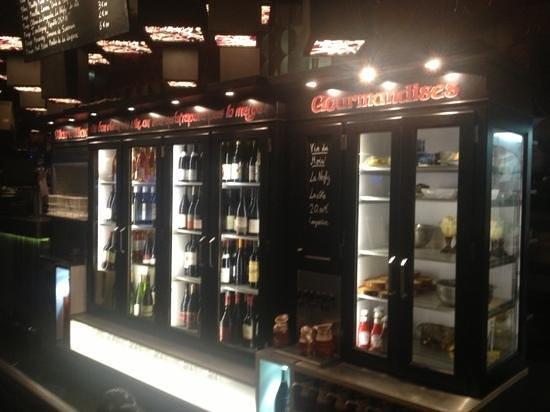 Bastide: cave à vin