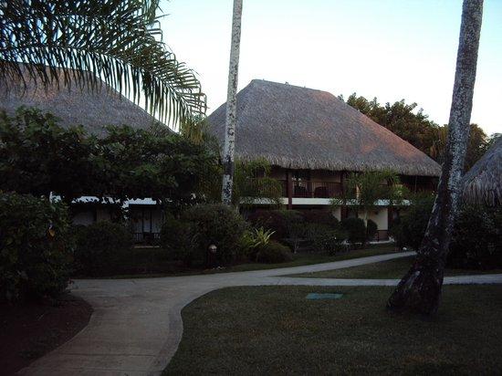 Manava Beach Resort & Spa - Moorea: Bungalow Garden View