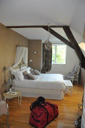 La Magnanerie : The Nymphe room