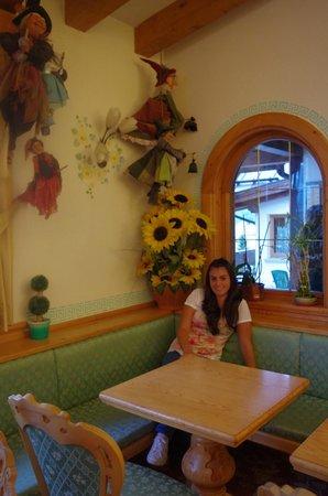 Hotel Sporting: Sala d' attesa