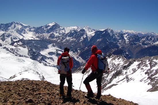 Chile Montaña
