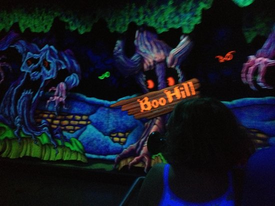 Kings Dominion : Boo blaster