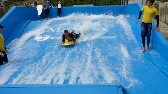 Merton Hotel: The Ultimate Flow Rider.