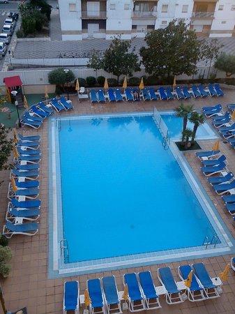 Hotel GHT Oasis Tossa & SPA : vue de la chambre