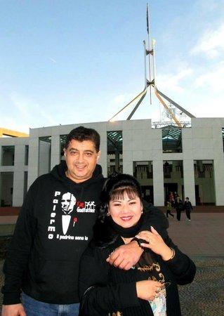 Ibis Styles Canberra Eaglehawk: Parliament